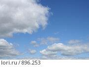 Купить «Летнее небо», фото № 896253, снято 27 февраля 2020 г. (c) ElenArt / Фотобанк Лори