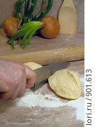 Приготовление пищи. Стоковое фото, фотограф Алексей Васильев / Фотобанк Лори