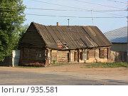 Старый дом. Уфа (2009 год). Стоковое фото, фотограф Гульнара Магданова / Фотобанк Лори