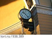 Ленинградское время (2006 год). Стоковое фото, фотограф Андрей Рудаков / Фотобанк Лори