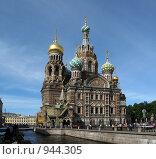 Купить «Храм Спаса на крови. Санкт-Петербург», фото № 944305, снято 22 июня 2009 г. (c) Александр Гаврилов / Фотобанк Лори