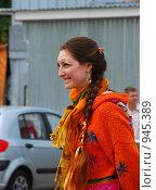 Купить «Кришнаиты. Праздник колесниц», эксклюзивное фото № 945389, снято 6 июня 2009 г. (c) lana1501 / Фотобанк Лори