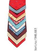 Купить «Мужские галстуки», фото № 946661, снято 24 июня 2009 г. (c) Руслан Кудрин / Фотобанк Лори