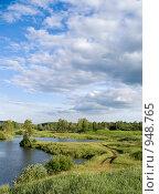 Купить «Летний пейзаж», фото № 948765, снято 26 июня 2009 г. (c) Юрий Бельмесов / Фотобанк Лори