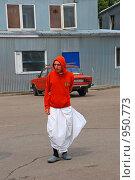 Купить «Кришнаиты. Праздник колесниц», эксклюзивное фото № 950773, снято 6 июня 2009 г. (c) lana1501 / Фотобанк Лори