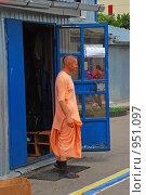 Купить «Кришнаиты. Праздник колесниц», эксклюзивное фото № 951097, снято 6 июня 2009 г. (c) lana1501 / Фотобанк Лори