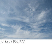 Облака. Стоковое фото, фотограф Татьяна Добринчук / Фотобанк Лори