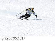 Карвинг в Хакубе (Япония) Стоковое фото, фотограф Vladimir Kropinov / Фотобанк Лори