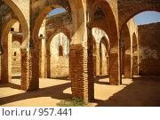 Купить «Разрушенная мечеть в Рабате», фото № 957441, снято 12 августа 2008 г. (c) Раппопорт Михаил / Фотобанк Лори