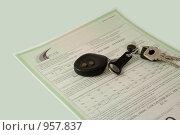 Купить «Зеленая карта», эксклюзивное фото № 957837, снято 24 июня 2009 г. (c) Александр Щепин / Фотобанк Лори