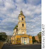 Купить «Церковь Благовещения Пресвятой Богородицы в Санкт-Петербурге», фото № 958417, снято 13 ноября 2018 г. (c) Полина Столбушинская / Фотобанк Лори