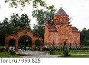 Армянская апостольская церковь. Калининград (2009 год). Стоковое фото, фотограф gooclia / Фотобанк Лори