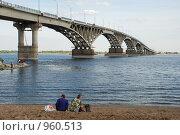 Купить «Мост», фото № 960513, снято 5 июля 2009 г. (c) Александр Легкий / Фотобанк Лори