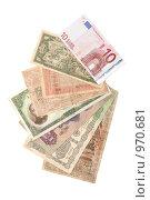 Купить «Деньги», фото № 970681, снято 27 июня 2009 г. (c) Руслан Кудрин / Фотобанк Лори