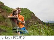 Купить «Вдвоём», фото № 973813, снято 3 августа 2008 г. (c) Константин Куприянов / Фотобанк Лори
