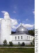 Купить «Касимов. Минарет, 15 век. Мечеть, 18 век. Рязанская область», фото № 974061, снято 29 июня 2009 г. (c) УНА / Фотобанк Лори