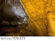 Купить «Новоафонская пещера. Новый Афон. Абхазия», эксклюзивное фото № 978873, снято 3 июля 2009 г. (c) ФЕДЛОГ / Фотобанк Лори