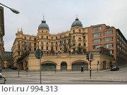 Купить «Городской пейзаж (Стокгольм, Швеция)», фото № 994313, снято 16 марта 2009 г. (c) Александр Секретарев / Фотобанк Лори