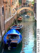Купить «Прогулки по Венеции», фото № 997289, снято 25 июля 2009 г. (c) Demyanyuk Kateryna / Фотобанк Лори