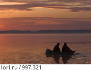 Купить «На рассвете», фото № 997321, снято 5 июля 2008 г. (c) Валерий Пчелинцев / Фотобанк Лори