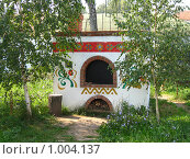 Русская печь (2007 год). Стоковое фото, фотограф Pavel S. Popov / Фотобанк Лори