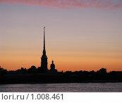 Купить «Петропавловская крепость», фото № 1008461, снято 19 июля 2009 г. (c) Михаил Фёдоров / Фотобанк Лори