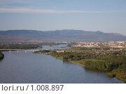 Кызыл (2009 год). Стоковое фото, фотограф Юрий Викулин / Фотобанк Лори