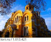 Купить «Владимирский», фото № 1013421, снято 22 октября 2005 г. (c) Александр Артемьев / Фотобанк Лори