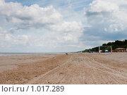 Купить «Пляжи Юрмалы», фото № 1017289, снято 19 августа 2018 г. (c) Александр Трушкин / Фотобанк Лори