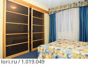 Купить «Спальня», фото № 1019049, снято 17 февраля 2009 г. (c) Losevsky Pavel / Фотобанк Лори
