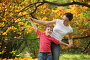 Мама с сыном в весеннем саду, фото № 1019113, снято 10 мая 2009 г. (c) Losevsky Pavel / Фотобанк Лори