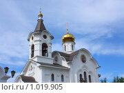 Свято-Никольский приход, г.Улан-Удэ (2009 год). Стоковое фото, фотограф Евгений Кузьмин / Фотобанк Лори