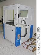 Купить «Токарный станок высокой точности с ЧПУ», фото № 1025385, снято 6 ноября 2006 г. (c) Юрий Асотов / Фотобанк Лори