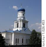 Церковный храм в Светогорске. Стоковое фото, фотограф Сергей Седых / Фотобанк Лори