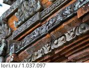 Индонезийская архитектура. Стоковое фото, фотограф Ипполитов Александр / Фотобанк Лори