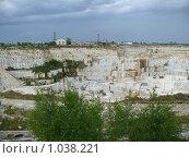 Купить «Коелгинский мраморный карьер», фото № 1038221, снято 14 июня 2009 г. (c) Алексей Стоянов / Фотобанк Лори