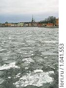 Купить «Городской пейзаж (Стокгольм, Швеция)», фото № 1041553, снято 16 марта 2009 г. (c) Александр Секретарев / Фотобанк Лори