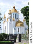 Собор в городе Ровно (2009 год). Стоковое фото, фотограф Гордиенко Олег / Фотобанк Лори