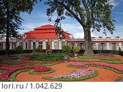 Купить «Петергоф», фото № 1042629, снято 15 августа 2009 г. (c) Александр Давыдов / Фотобанк Лори