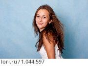 Купить «Девушка», фото № 1044597, снято 4 августа 2009 г. (c) Машбиц Любовь Викторовна / Фотобанк Лори