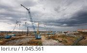 Купить «Здесь будет город», фото № 1045561, снято 21 августа 2009 г. (c) Олег Ивашкевич / Фотобанк Лори