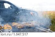 Купить «Пикник на обочине», эксклюзивное фото № 1047517, снято 22 августа 2009 г. (c) ФЕДЛОГ / Фотобанк Лори