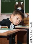 Купить «Не хочу учиться!», фото № 1047933, снято 20 августа 2009 г. (c) Оксана Гильман / Фотобанк Лори