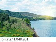 Купить «Озеро Аслыкуль», фото № 1048901, снято 30 мая 2009 г. (c) Виктория Кириллова / Фотобанк Лори