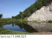 Озеро. Стоковое фото, фотограф евгений блинов / Фотобанк Лори
