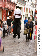 Купить «Непредвиденная встреча. Монмартр,Париж,Франция,Европа», фото № 1050517, снято 29 июля 2009 г. (c) Игорь Киселёв / Фотобанк Лори
