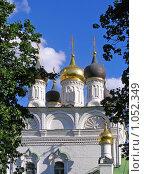 Купить «Храм Спаса на песках», эксклюзивное фото № 1052349, снято 26 июля 2008 г. (c) lana1501 / Фотобанк Лори