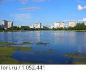 Купить «Москва. Гольяновский пруд», эксклюзивное фото № 1052441, снято 26 июля 2008 г. (c) lana1501 / Фотобанк Лори