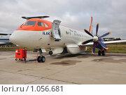 Купить «Ил-114», фото № 1056681, снято 22 августа 2009 г. (c) Игорь Жильчиков / Фотобанк Лори