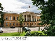 Купить «Городской пейзаж (г. Турку. Финляндия)», фото № 1061021, снято 2 августа 2009 г. (c) Александр Секретарев / Фотобанк Лори